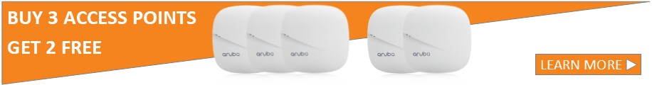 Aruba Networks Promotion