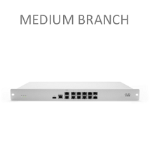 Meraki Medium Branch