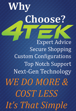Customer Service for 4TEKGear
